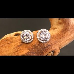 ❤️ NWT ABSOLUTELY STUNNING Halo Studs
